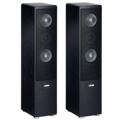 Напольная акустика Canton Ergo 670 DC Black (пара)