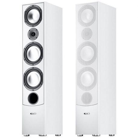 Напольная акустика Canton GLE 490.2 White (пара)