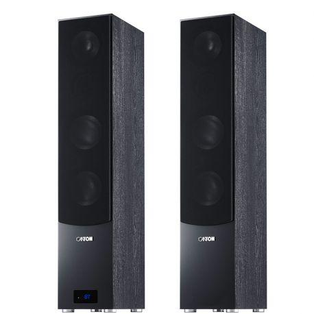 Напольная акустика Canton GLE 496.2 Active BT Set Black