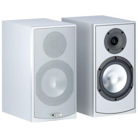 Полочная акустическая система Canton GLE 420.2 white (пара)