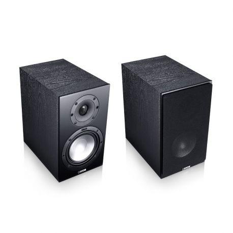 Полочная акустическая система Canton GLE 426.2 black (пара)