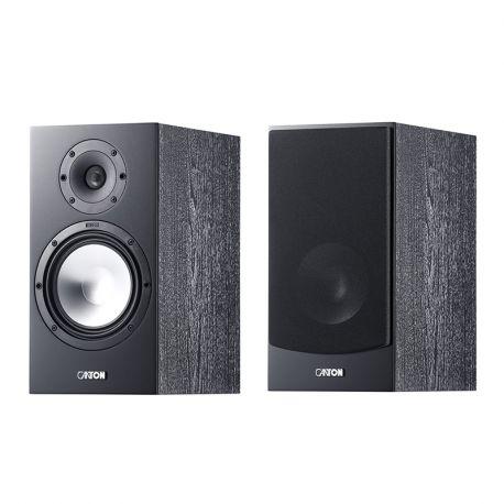 Полочная акустическая система Canton GLE 436.2 Black (пара)
