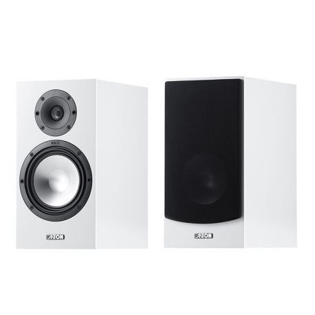 Полочная акустическая система Canton GLE 436.2 White (пара)