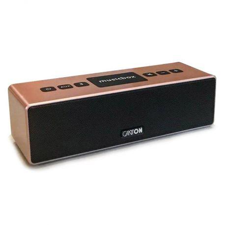 Портативная акустика Canton Musicbox XS rose-gold