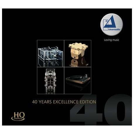CD диск InAkustik CD Clearaudio - 40 Years Excellence Edition 0167805 (1 CD)