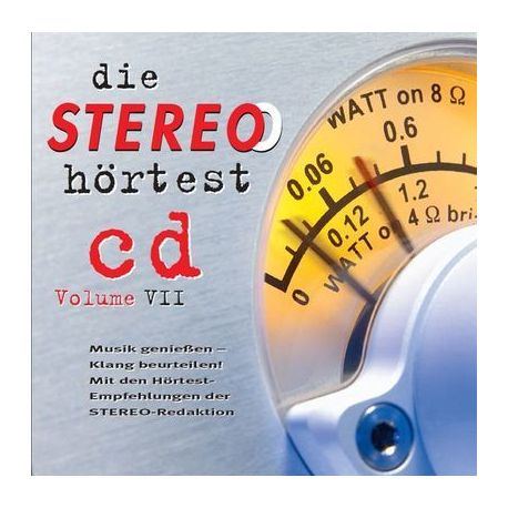 CD диск InAkustik CD Die Stereo Hortest CD Vol. VII 0167926 (1 CD)