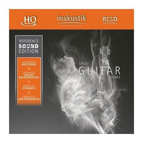 CD диск InAkustik CD Great Guitar Tunes 0167504 (1 CD)