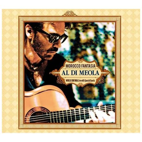 CD диск InAkustik CD Meola Al Di Morocco Fantasia 0169132 (1 CD)