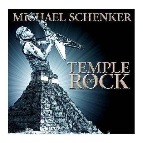 CD диск InAkustik CD Schenker Michael Temple of Rock 0169103 (1 CD)