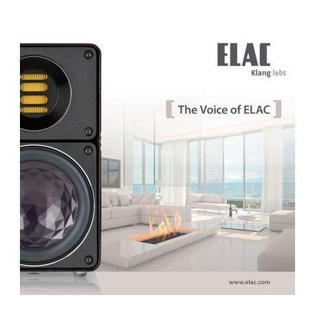 CD диск InAkustik CD The Voice Of Elac 0167802 (1 CD)