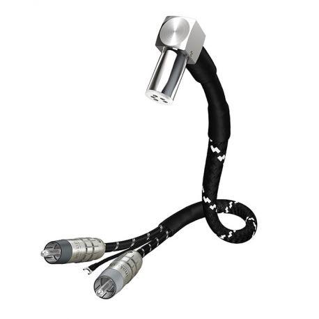 Кабель межблочный аудио In-Akustik Referenz Phono Cable NF-803 1.5m SME--RCA 0071S191