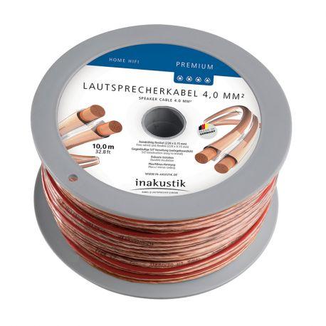 Акустический кабель In-Akustik Premium LS 2x4.0 mm2, 10.0m 00402410