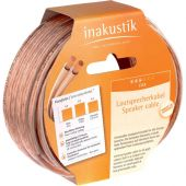 Акустический кабель INAKUSTIK Star LS cable, 2 x 0.75 mm2, 10 m, 003020010