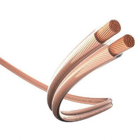 Акустический кабель In-Akustik Star LS cable 2x2.5 mm2 white м/кат катушка 150м 0030226
