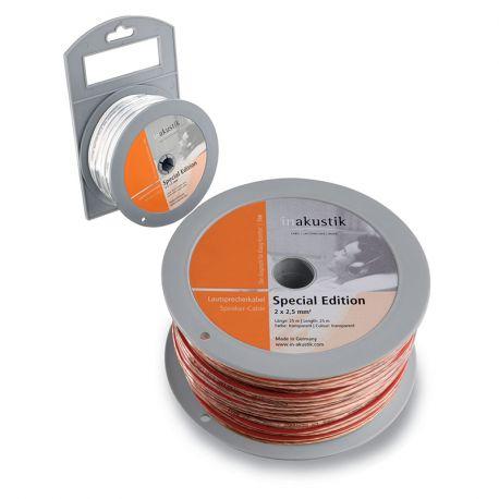 Акустический кабель In-Akustik Star LS Special Edition White, 2 x 1.5 mm2 30.0m 010024369