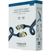 HDMI кабель In-Akustik Premium HDMI 3.0 m 0042303