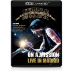 INAKUSTIK BD UHD Schenker Michael: Temple Of Rock 0164193