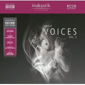 INAKUSTIK LP Great Voices Vol. II 01675021