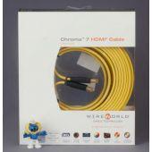 HDMI кабель Wireworld Chroma 7 HDMI 2.0 Cable 0.5m