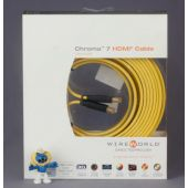 HDMI кабель Wireworld Chroma 7 HDMI 2.0 Cable 1m