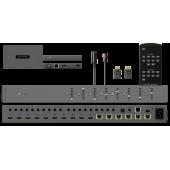 Мультирум-система MHUB Lite (8x6+2) 4K 40m