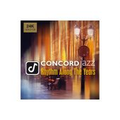 CD диск InAkustik Concord Jazz - Rhythm Along The Years (24 Karat Gold)