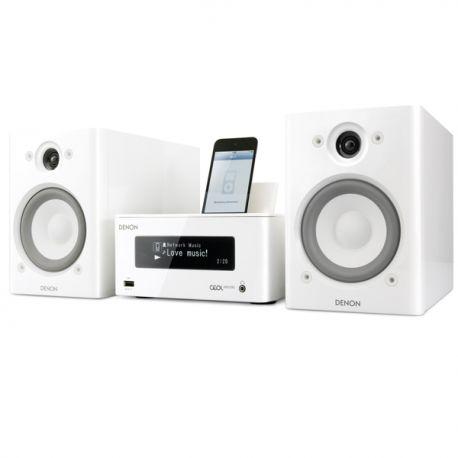 Музыкальный центр Denon CEOL Piccolo N4 White