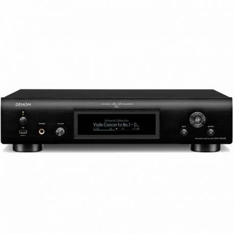 Сетевой аудиоплеер Denon DNP-800NE Black
